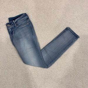 Maurice's Size Small Light Wash Jeans